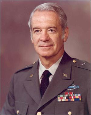 "Mississippi Congressman and Brigadier General G.V. ""Sonny"" Montgomery"